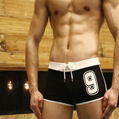 Мужские плавки Superbody Division 9 Swimsuit Trunk Black